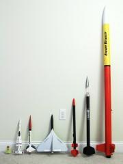 My rocket fleet