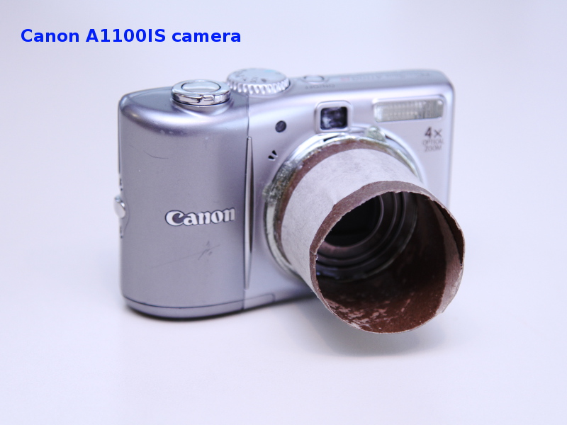 Canon A1100is