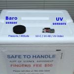 UV and Baro sensors